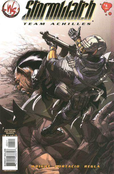 Stormwatch: Team Achilles Vol 1 4
