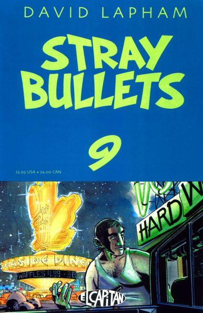 Stray Bullets Vol 1 9
