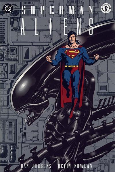 Superman/Aliens Vol 1
