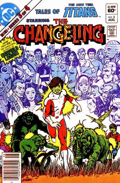 Tales of the New Teen Titans Vol 1 3
