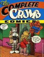 The Complete Crumb Comics (SC) Vol 1 3