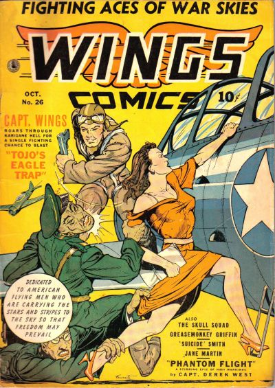 Wings Comics Vol 1 26