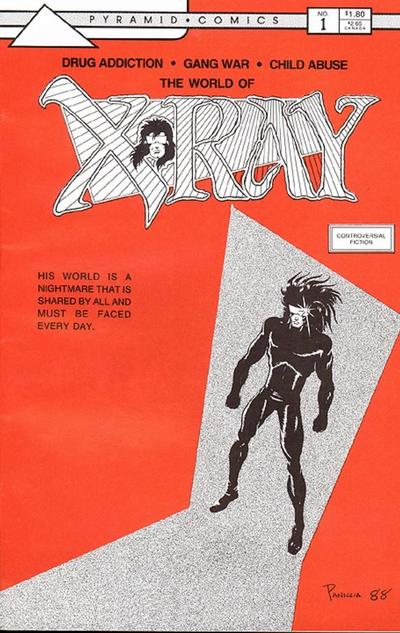 World of X-Ray Vol 1 1