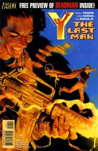 Y: The Last Man Vol 1 48