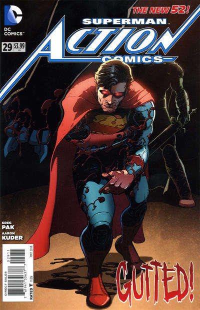 Action Comics Vol 2 29