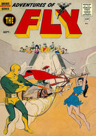 Adventures of the Fly Vol 1 8
