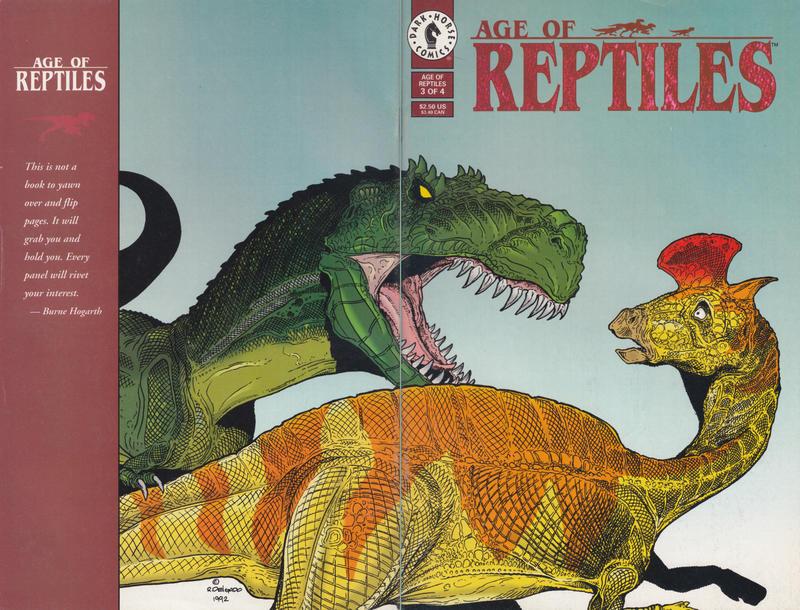 Age of Reptiles Vol 1 3