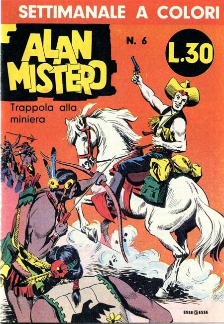 Alan Mistero Vol 1 6