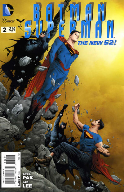 Batman/Superman Vol 1 2