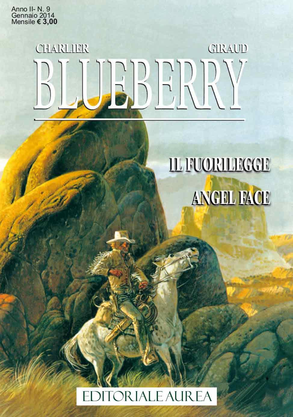 Blueberry (2013) Vol 1 9
