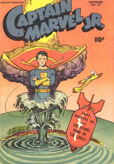 Captain Marvel, Jr. Vol 1 53