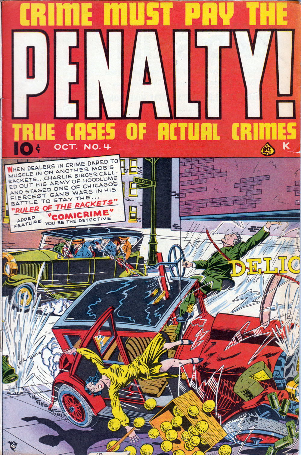 Crime Must Pay the Penalty Vol 2 4