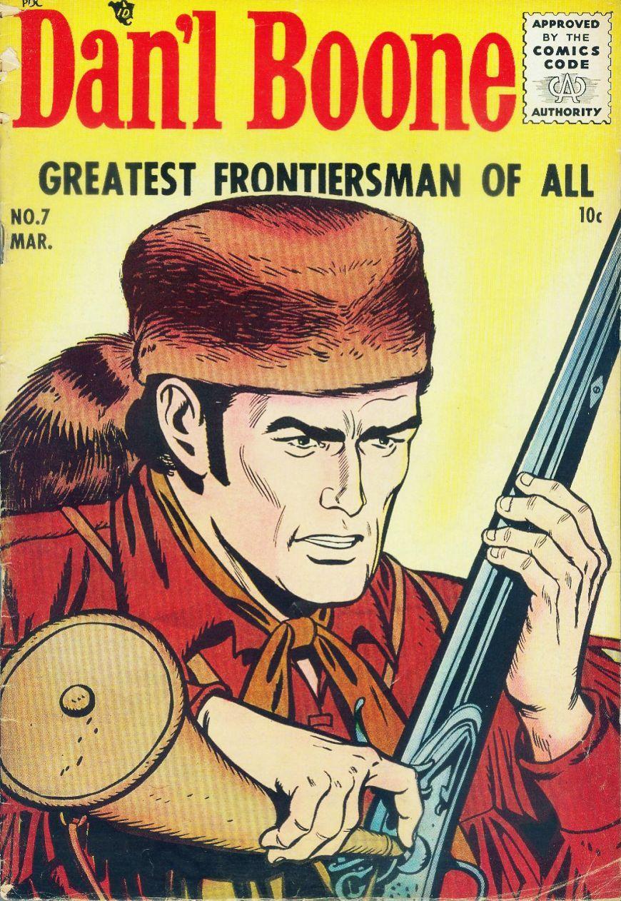 Dan'l Boone Vol 1 7
