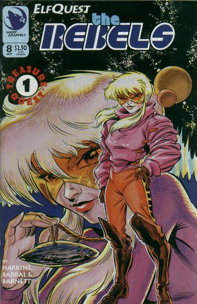 Elfquest: The Rebels Vol 1 8