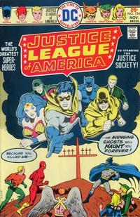 Justice League of America Vol 1 124