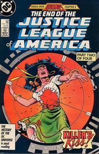Justice League of America Vol 1 259