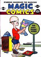 Magic Comics Vol 1 1