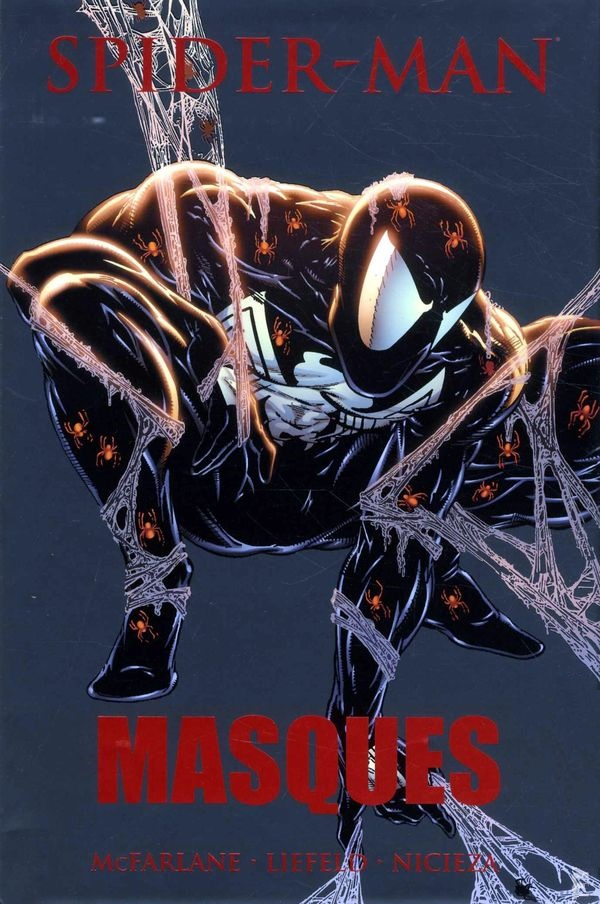 Spider-Man: Masques HC Vol 1 1