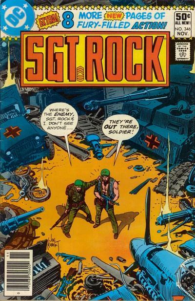 Sgt. Rock Vol 1 346