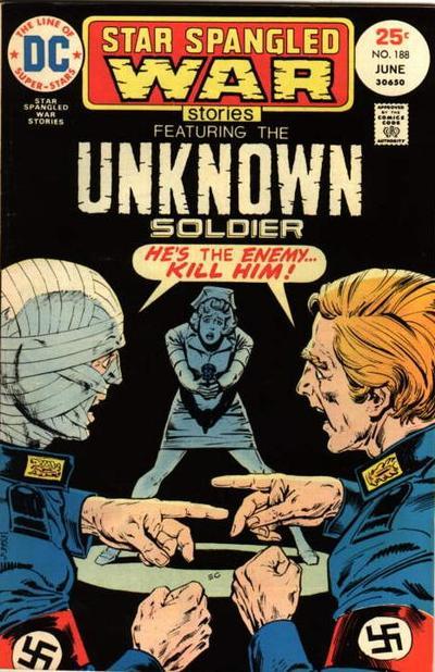 Star-Spangled War Stories Vol 1 188