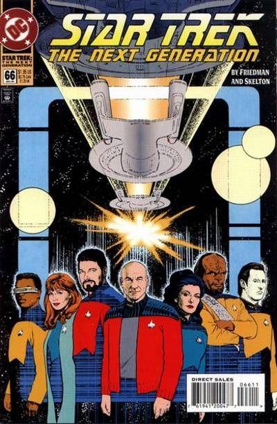 Star Trek: The Next Generation Vol 2 66