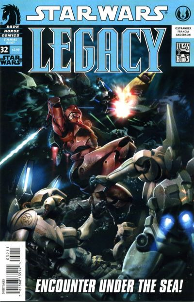 Star Wars: Legacy Vol 1 32