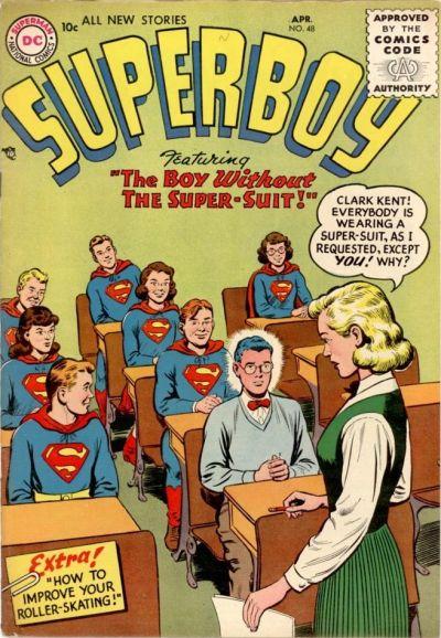 Superboy Vol 1 48