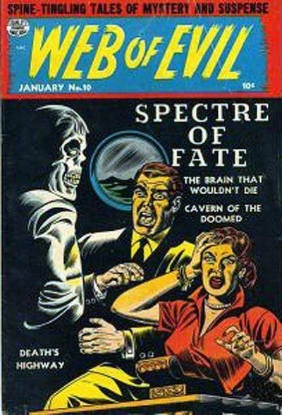 Web of Evil Vol 1 10
