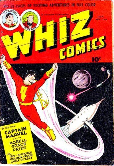 Whiz Comics Vol 1 123