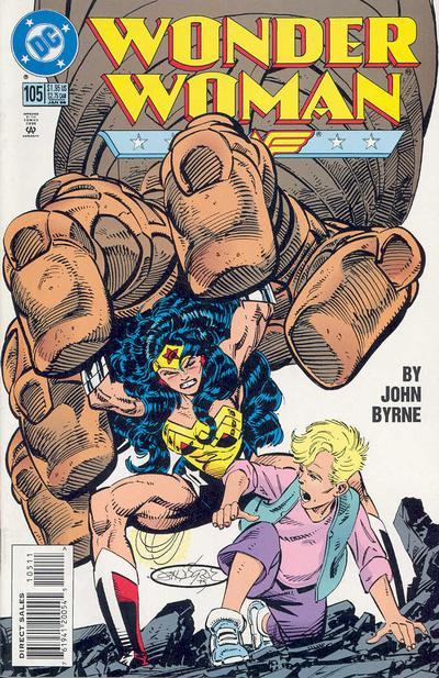 Wonder Woman Vol 2 105
