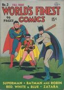 World's Finest Comics Vol 1 3