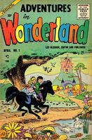 Adventures in Wonderland Vol 1 1