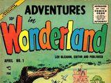 Adventures in Wonderland Vol 1