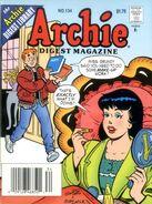 Archie Digest Magazine Vol 1 134