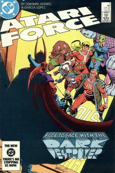 Atari Force Vol 2 5