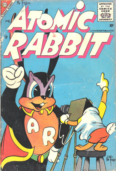 Atomic Rabbit Vol 1 6