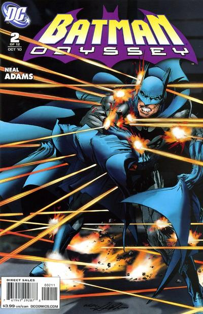 Batman: Odyssey Vol 1 2