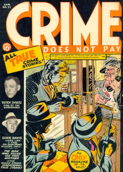 Crime Does Not Pay Vol 1 25