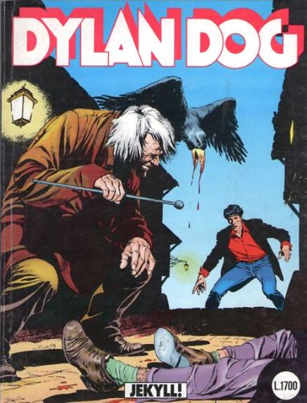 Dylan Dog Vol 1 33