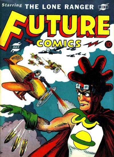 Future Comics Vol 1 2