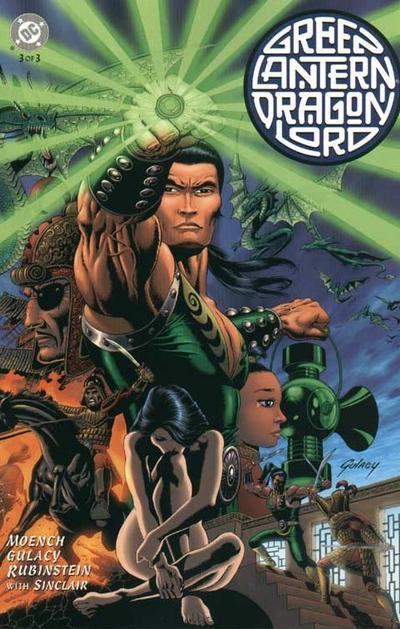 Green Lantern: Dragon Lord Vol 1 3