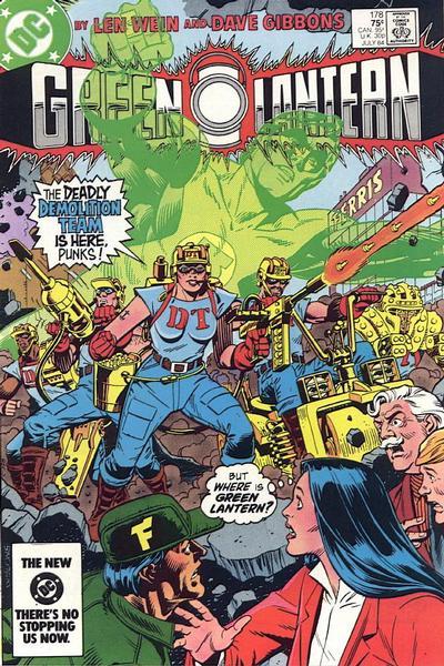 Green Lantern Vol 2 178