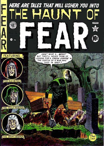 Haunt of Fear Vol 1 5