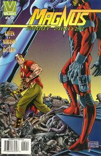 Magnus Robot Fighter Vol 2 62