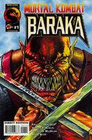Mortal Kombat Baraka Vol 1 1