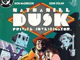 Nathaniel Dusk Vol 1 1