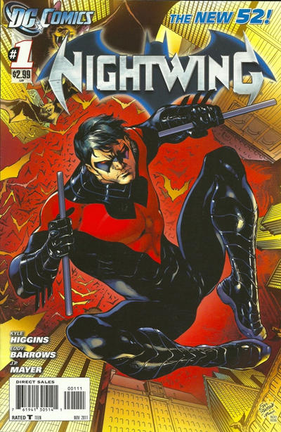 Nightwing: Traps and Trapezes