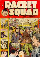 Racket Squad in Action Vol 1 1