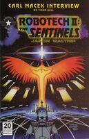 Robotech II The Sentinels Book III 20