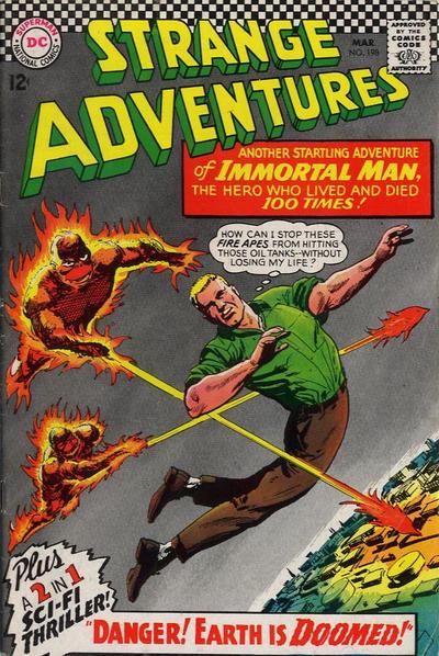 Strange Adventures Vol 1 198